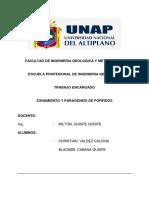 Zonamiento Y Paragenesis de Pórfidos. 2019 (1)