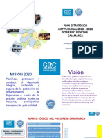 PEI Mision Vison Diresa 2019