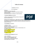 Corporate Practice syllabus