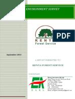 KFS Work Environment Report 22-10-2013