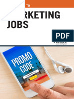 Marketing Career Guide - Vault