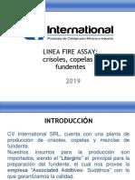 CVI - Linea Fire Assay
