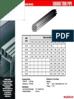 15 - Square Tube Pipe.pdf