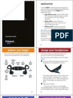 Motorola Headset Manual - S9HD_QSG