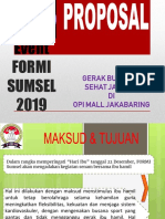 Proposal FORMI hari ibu
