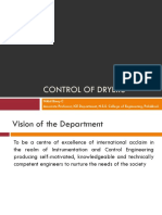05 CONTROL OF DRYERS-1