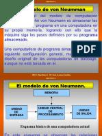 modelo de Von Neumann.PPT