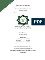 makalah Pengendalian Strategi --.docx