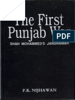The.First.Punjab.Sikh.War.-.Shah.Mohammeds.Jangnama.by.P.K.Nijha.Wan.(GurmatVeechar.com).pdf