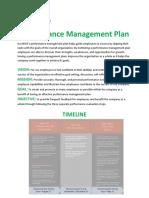 revamped-performance management plan