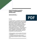 PRIVATIZAÇÃO E AJUSTE FISCAL -- A EXPERIENCIA BRASILERA.pdf