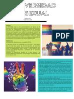 Articulo diversidad sexual
