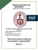 Informe Petroleo Paracas