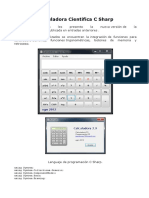 Calculadora Cientifica C Sharp.docx