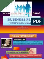 PROPOSAL RENCANA USAHA (BUSINESS PLAN) WUB JAWA BARAT.pptx