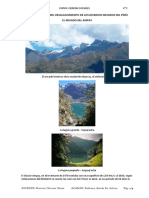 Perdida de Los Glaciares en El Perú
