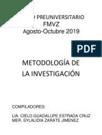 Antologia Metodologia de La Investigacion