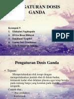 PENGATURAN DOSIS GANDA Lanna tbn.pptx