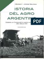 Barsky, Osvaldo; Gelman, Jorge_Historia Del Agro Argentino L 9926