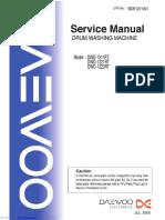 SERVICE WASHING MANUAL