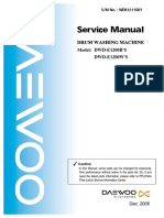SERVICE WASHING MANUAL 2