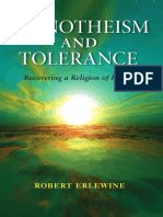 (Indiana Series in the Philosophy of Religion) Robert Erlewine - Monotheism and Tolerance_ Recovering a Religion of Reason-Indiana University Press (2010)