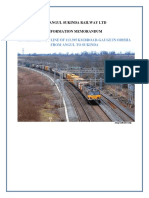 IM Angul Railways PIF II