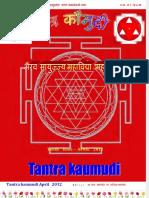 Vdocuments.mx Tantra Kaumudi Tenth Issue