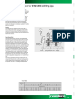 08550 Technical Information for Drilling Jigs DIN 6348 En