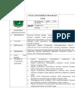 13. SOP Evaluasi Kinerja Program