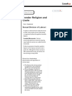 class ten social science civics gender and religion