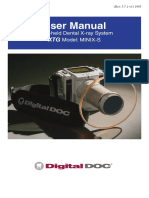 XTG MINIX S Xray User Manual Rev 3.7.1 v3
