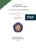 Laporan Resmi Praktikum Dalpro Bab 2 Ph Selasa