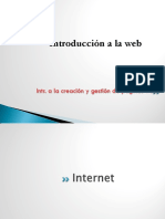 intro web