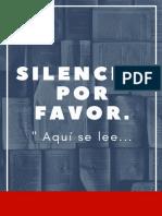 Silencio Por Favor (1)