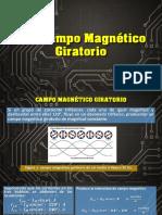 3.2 Campo Magnético Giratorio