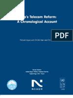 Telecom Reform
