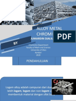 ppt. Material Logam Alloy