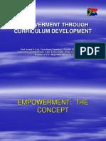 Empowerment through curriculum development.pdf