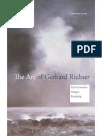 Libro - Loztz, C. - The Art of Gerhard Richter Hermeneutics