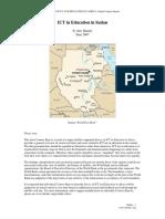 ICT Education in Sudan.pdf