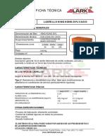 Ficha Tecnica Ladrillo Lark Kk 18 30%