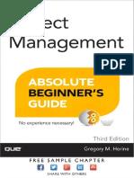Project Management cont