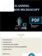 Scanning Electron Microscopy.pptx