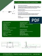 KVM Product Sheet - LCD2U17-3H01