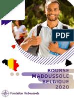 Doc Presentation Bourse Belgique