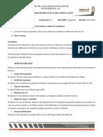 informe de práctica neumático