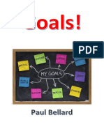 Goals - Paul Bellard