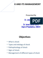 Seminar on Shock
