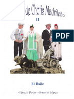 Cuaderno de Chotis con Anexo148pag con portada